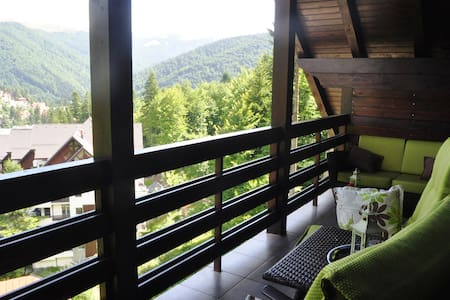 Relaxing Apartment #PrahovaValley