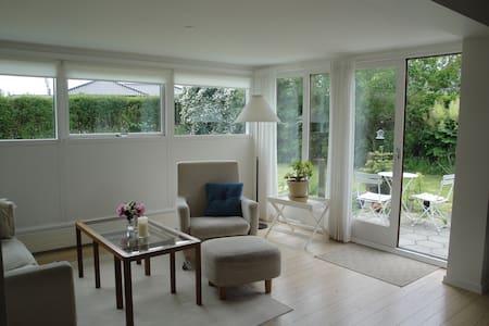 Rart familievenligt hus nyistandsat - Hillerød - Casa