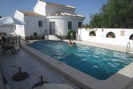 Spaanse villa ,Costa Blanca,Rojales - House
