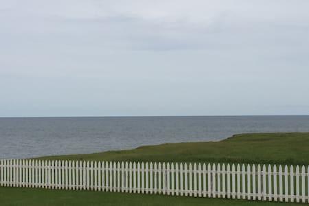 Ocean Front Villa on PEI