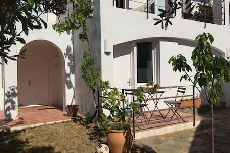 Apartamento en Cadaqués con Jardín - Hus