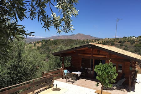 Cozy cottage in the mountains - Mijas - Chalet