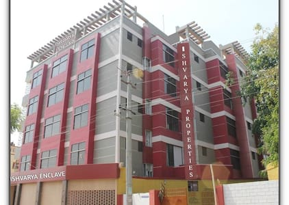 AISHVARYA RESIDENCY ,  2 Bed Non AC - Apartment