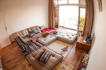 Bel Apt./Centre/V.Pan.10 min Plage. - Agadir - Apartment