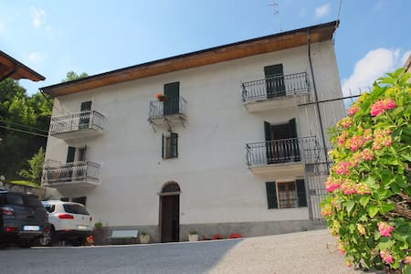 la Caserma  - alloggio Elicriso - Pamparato - Apartment