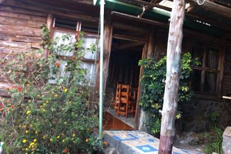 Cabaña Rustica, agradable en Cedral - Kisház