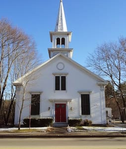Renewed 1858 Meetinghouse - 其它