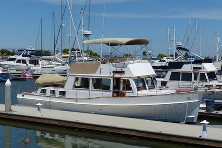 """""""Le Soleil"""" Grand Banks 42 - Redwood City - Boat"""