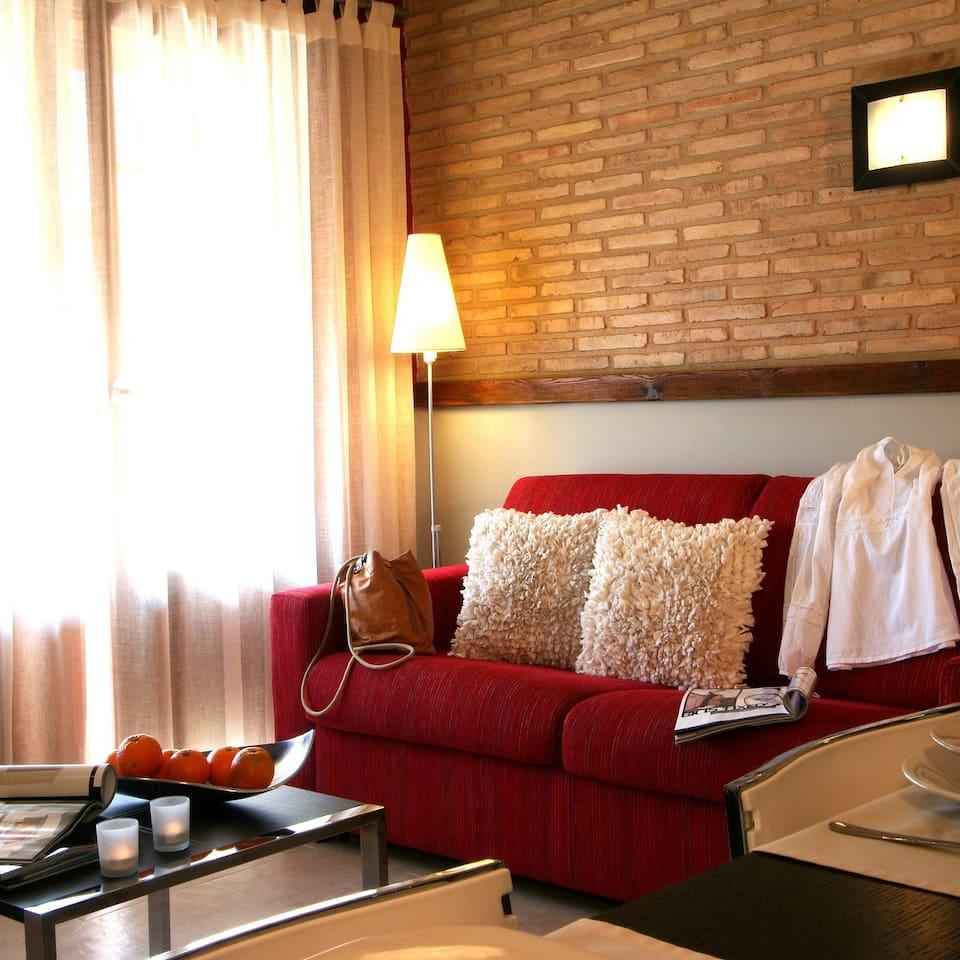 Zaragoza uncastillo apartments