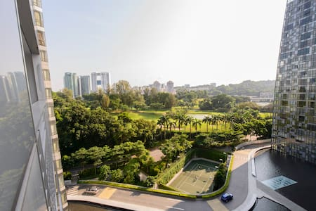 3 BR Stunning View,Central,Sentosa - Singapore - Apartment