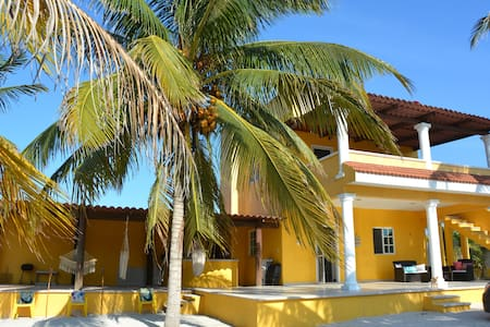 Beach Home Yucatan -Live Love Swim! - Huis
