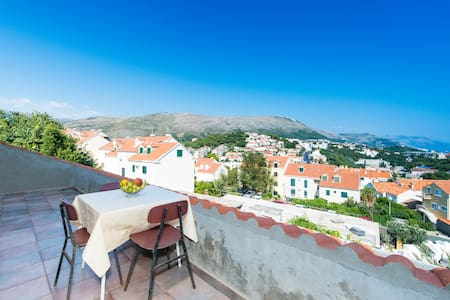 Standard Double Room w/Terrace & Partial Sea View - Other