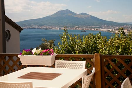 SORRENTO-STABIA APARTMENT 1 - Appartement