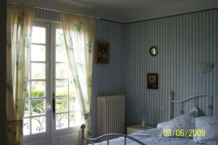 chambre dans villa - Labatut - Haus