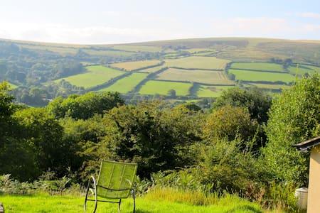 Beautiful Dartmoor Home Fantastic views Sleeps 6 - Widecombe in the Moor - Casa