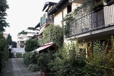 Flat in Saronno, close to Milan, Como, MXP Airport - Saronno