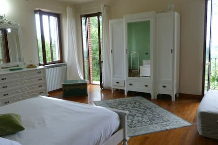 ROOM SHANTI - Azzano d'Asti - Bed & Breakfast