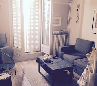 Appartement 38m2 vue Tour Eiffel
