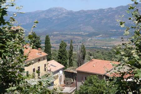 Village house in the corsican scrub - Haus
