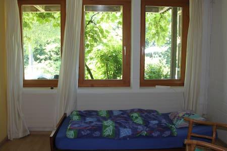 Zimmer,WC/Dusche,near St.Gallen - Huis