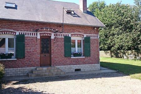 maison a la campagne - Courcelette - Talo