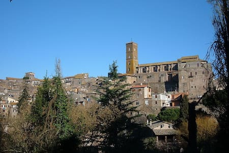 Ancient city of Sutri (RM) - Sutri
