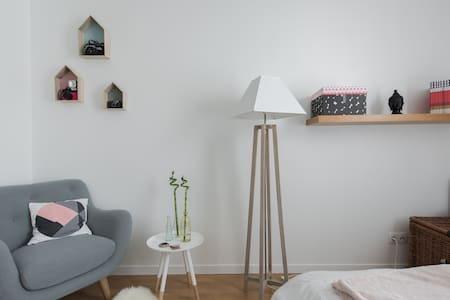 Charmant appart ac jardin privatif - Apartment