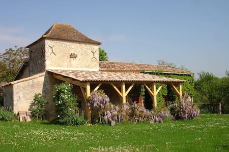 La Maison du Petit Roque - Huis