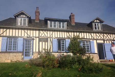 Lovely cottage - Beuzeville - Saint-Maclou - Rumah