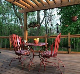 Deck Views - Roscoe - Huis