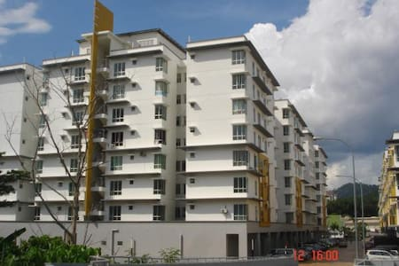Apartment to Let- Hospital Selayang - Apartment