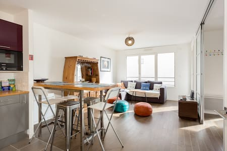 Cosy Flat 45m² Vanves - Grand Paris