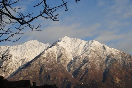 Vacanza nella valle del Monte Rosa - Calasca-Castiglione