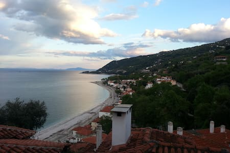 Best Location, Great Views & Space - Magnesia Prefecture - Haus