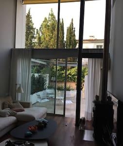 Double Room in Designer's House - Palma