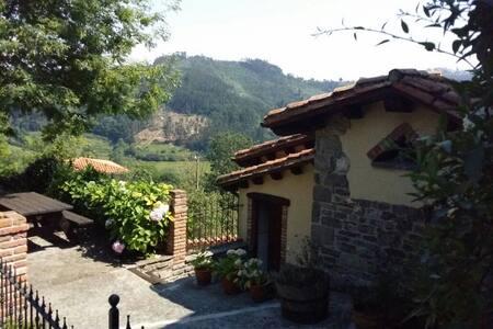 Casita Trisqueles y Buganvillas II - Villaviciosa - Apartment