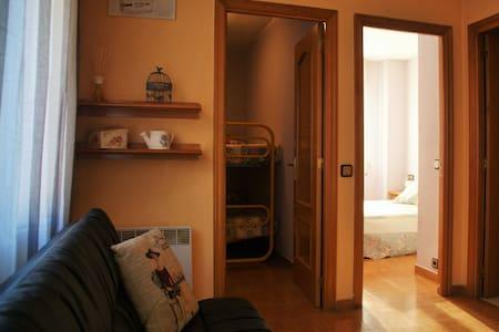Apt. els Cortals. 5min del Funicamp - Encamp - Apartment