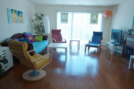 3 bedroom Artist's Home - Richmond