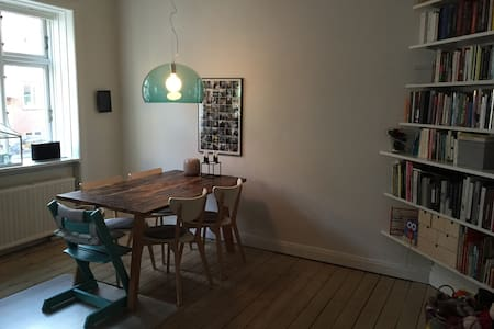 Cosy & centrally located appartment