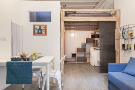 "Cozy studio apartment in ""ISOLA"" - Milano - Loft"