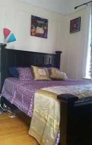 Great room Queens Size bed