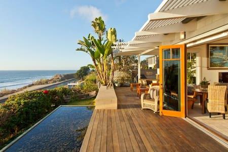 Gorgeous Del Mar Oceanfront Cottage - Del Mar - Ház