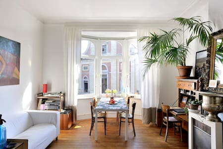 TRENDY APT BRUSSELS CENTER UCCLE - Appartement