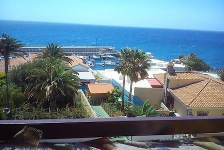 Oceanfront //Frente al oceano - Candelaria - Wohnung
