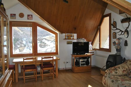 Duplex near the town square - Apartamento
