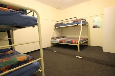 8 Bed Female Only Dorm - Bunbury