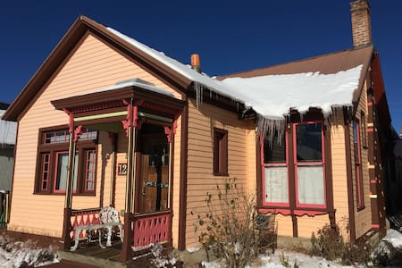 Historic Downtown Leadville Home - Leadville - 獨棟