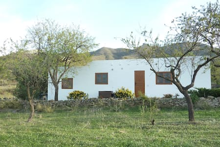 Casita in Calle Alcarria, near Lubrin - Bungalow