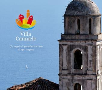 VILLA CANNICLO - Pollica