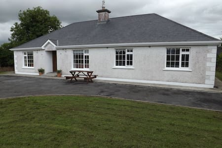 The Twin Suite, Meadow View, Kiltybranks - Ballaghadereen - Bungalow
